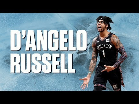 D'Angelo Russell Has Ice In His Veins | NBA Mixtape