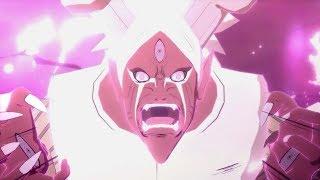 Naruto VS Momoshiki Full Fight   Boruto Naruto The Movie English Dub and Sub   Sasuke VS Kinshiki