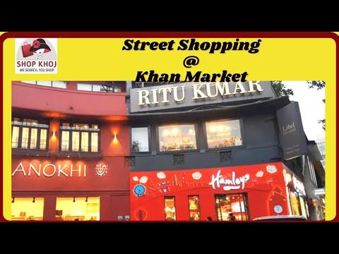 Street Shopping in Khan Market, Delhi | Shopkhoj