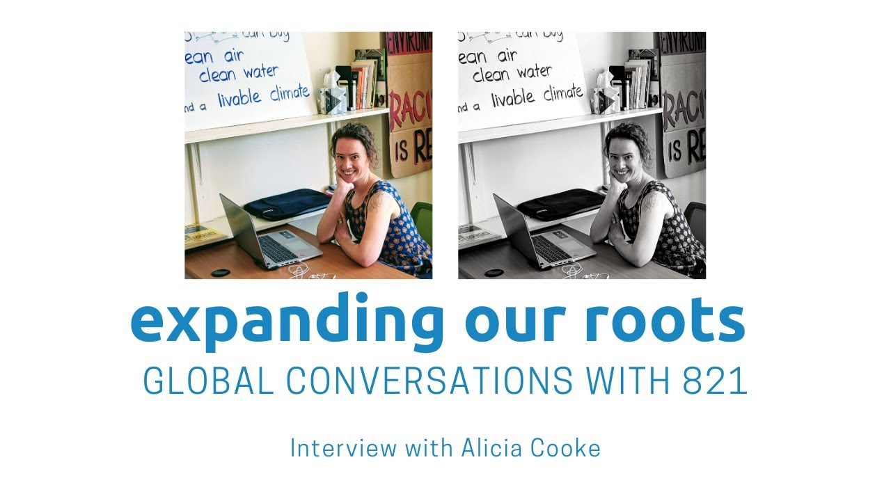 Expanding Our Roots: Alicia Cooke