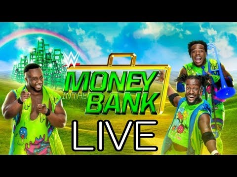 [FR] LIVE RÉACTION = MONEY IN THE BANK 2017