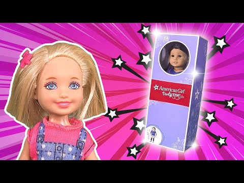 Barbie - Chelsea Wants A New American Girl Doll | Ep.118