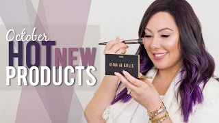 Hot New Products October | Makeup Geek