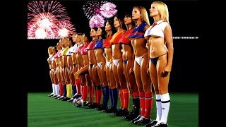 Sexy Girls Soccer Teams Score Wearing Booty Shorts