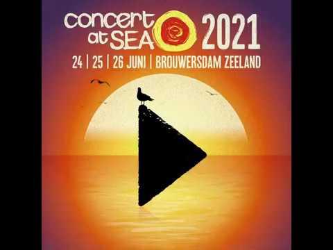 Concert at SEA verplaatst naar 24 & 25 & 26 juni 2021