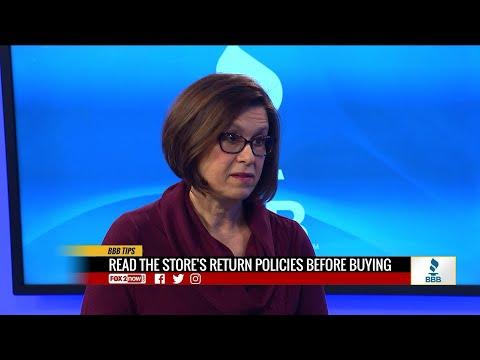 Changes In Retail Return Policies