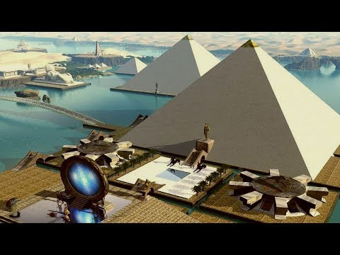 Pyramids True Purpose FINALLY DISCOVERED: Advanced Ancient T