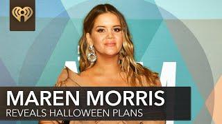 Maren Morris Reveals Halloween Plans! | Fast Facts