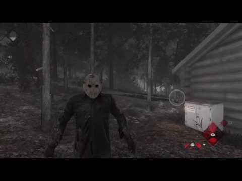 Friday THE 13th:The Game - Noche Mortal!!