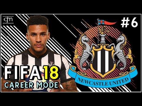 FIFA 18 Newcastle Career Mode: Langkah Awal Carabao Cup Untuk Para Pemain Rotasi #6