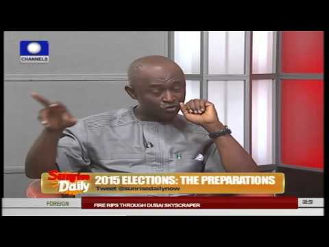 Politician Insists INEC Not