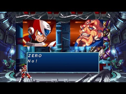 Rockman X4 / MegaMan X4 - Final Battle: Final Weapon (Zero Perfect Run) + Ending (Credits)