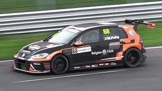 Volkswagen Golf GTI TCR 2016 Videos