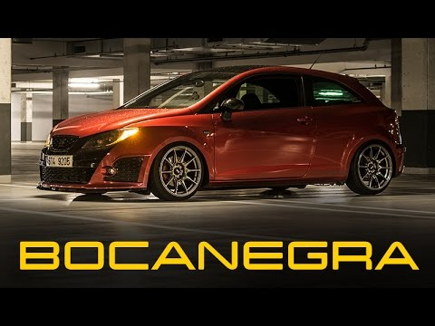 stanced seat ibiza cupra bocanegra youtube. Black Bedroom Furniture Sets. Home Design Ideas