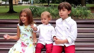 احتفالنا العيد بحدائق لندن 🌟