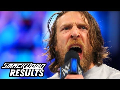 Is Smackdown Live The A-Show Again? WWE Smackdown 5/15/18 Review & Results Going In Raw Podcast