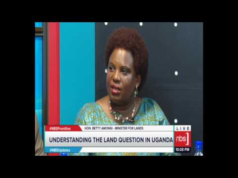 The Land Question in Uganda