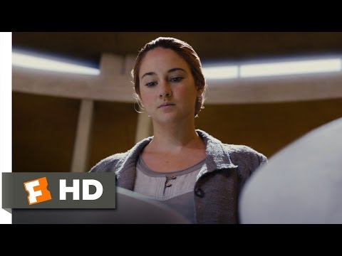 Divergent (1/12) Movie CLIP - Choosing Dauntless (2014) HD