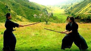 """Kenjutsu (剣術) фильм """" Скрытый клинок"""" 2004"""