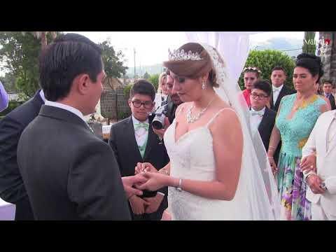 Matrimonio de Dayana Moran hija de Gerardo Moran y Evita Oviedo