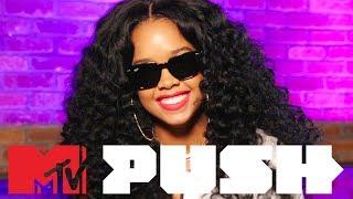H.E.R. On Her Faves From Travis Scott, Michael Jackson & More (MTV Push) | MTV Music