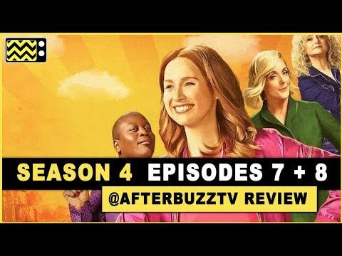 Download Unbreakable Kimmy Schmidt Season 4 Episodes 7 & 8 Review & After Show