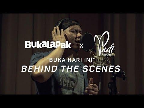 Buka Hari Ini - Behind the Scenes Song Recording