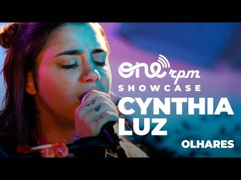 Cynthia Luz - Olhares - ONErpm Showcase