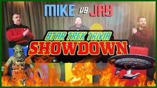 Star Trek Trivia Showdown: Mike vs Jay (Episode 1 of 2,873)