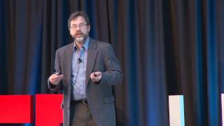 Chimpanzees and the Post-war Dream | Michael Wilson | TEDxUMN