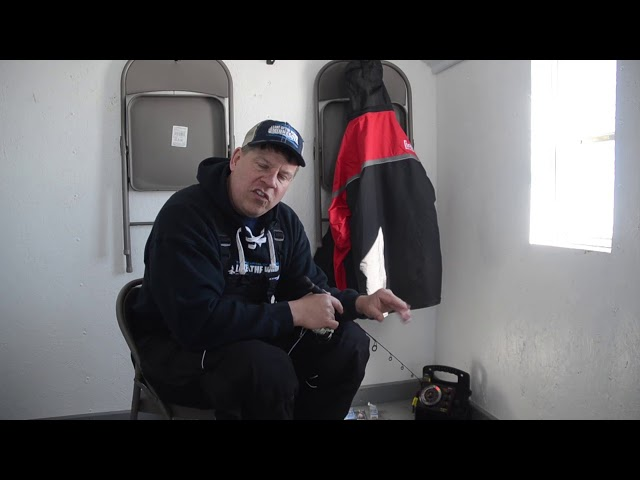 Ice Fishing Basics, The One Two Punch - Lake of the Woods