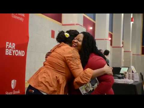 Food Network Chef Aarti Sequeira at Stony Brook University ...