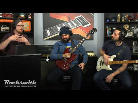"""Rocksmith Remastered - Encore #20 - Music & Lyrics: Alice In Chains' """"Rooster"""" - Live From Ubisoft S"""