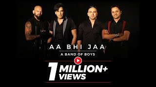aa bhi jaa a band of boys full video song
