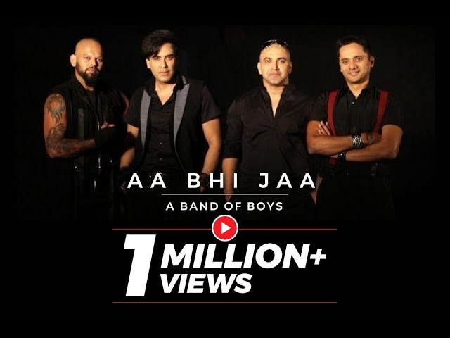 Aa Bhi Jaa | A Band Of Boys | Full Video Song