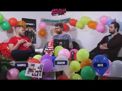 Hoxton Housewarming Party - Live Q&A @ Starbreeze office