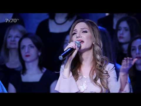 Merry Hovhannisyan - Nayir Xachin ( Live With Wolarm Worship Band)