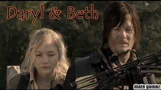 Daryl And Beth Tribute | Final Masquerade | The Walking Dead Music Video