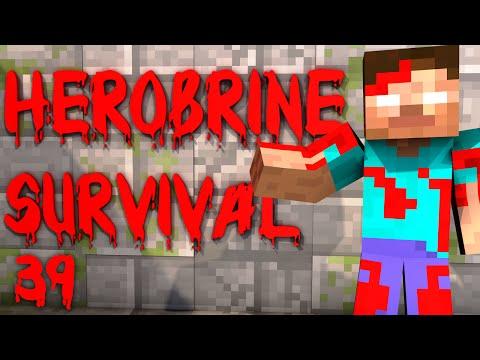 HEROBRINE SURVIVAL - EPISODE 39 - GOLD SEARCH! - SEASON 2 (Minecraft)