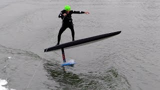 Foil SUP Practice Day 3 - Extended