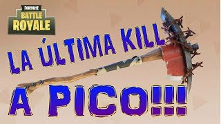 Latest peak kill with teknica//FORTNITE skin