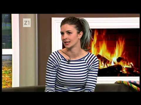 Jelena Znaor - ZAGREBE, DOBRO JUTRO (Z1 televizija), 24.10.2017.