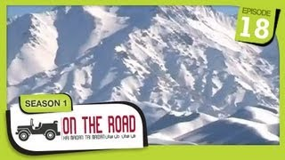 On The Road / Hai Maidan Tai Maidan - SE-1 - Ep-18 - Bamyan Province - Part-2