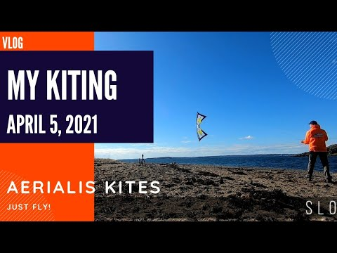 My Kiting - April 5th 2021 - The Jump, Tutorial Coming Soon!