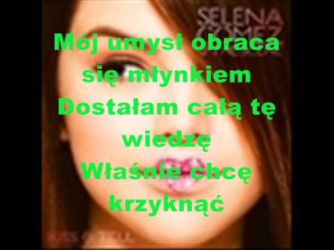Selena Gomez- Brain zapped tłumaczenie pl