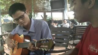 Hay Là Chia Tay Cover guitar by C4 Club