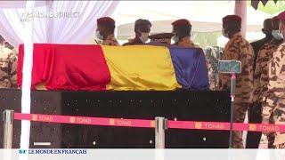 Tchad : dernier hommage au président Idriss Déby Itno