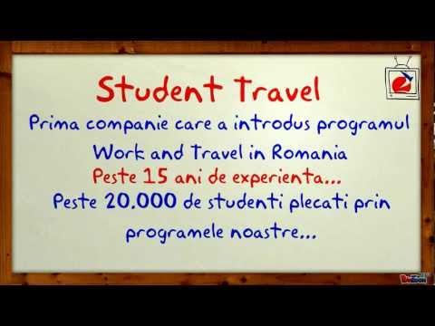 Student Travel Romania - Etapele de inscriere in program (Work and Travel USA)