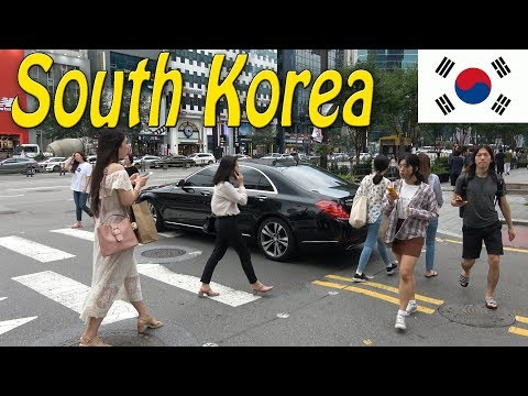 South Korea 4K. Interesting Facts About South Korea