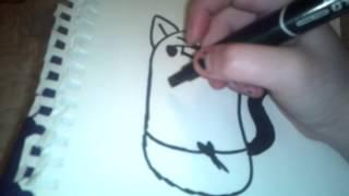 Draw dat cute potato